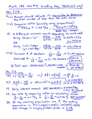 Homework 9 Solution on Fundamentals of Arithmetic
