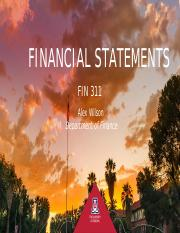 FIN-311-Financial-Statements