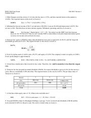 BFIN 300 FA15 Final Guideline Answers