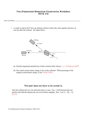 Answers_2D_Momentum_Conservation