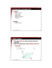 LEC04- MOSFETs and Logic Handout_2014f