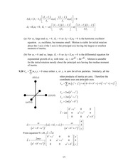 Analytical Mech Homework Solutions 133