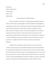 Argument paper draft copy