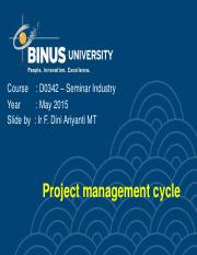 D0342_session 9_Project Mgmnt Cycle.pdf