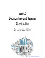 Week 5 Decision Tree and Bayesian Classification.pdf