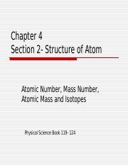 2_C_Atomic_Number___Mass_Number__Atomic_Mass_and_Isotopes.ppt