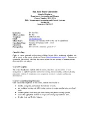 BUS 122A04_Syllabus_Fall 2015