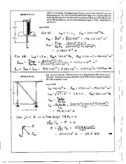 71_Mechanics Homework Mechanics of Materials Solution