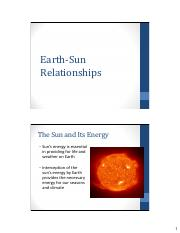 4-Earth-Sun Relationships
