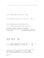 McMaster Chem 1A03 tutorial answers 2