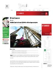 Middle East to invest $294b in oil and gas projects - Times Of Oman.pdf