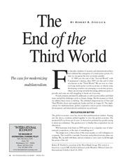 The End of the Third World