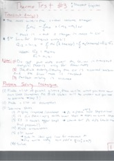 Thermo Test #3 Review Notes.pdf