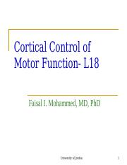 Cortical Control of Motor Function-L18-students.ppt
