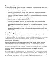 The data protection principles.doc