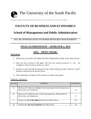 Final MG  106 Final examination question  paper 22014.doc