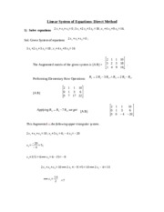 Linear System of Equations.docx