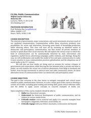 CS206-Syllabus Fall 2014
