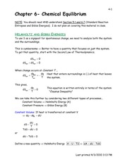 CHEM 481 Lecture Notes _Engle 2nd - Chapter 6_