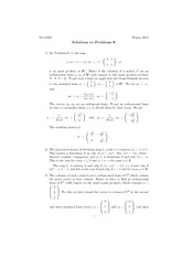 Math 325 Assignment 8 Solutions
