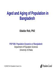 lecture 11 Aging.ppt