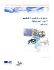 Web 2.0 in Government, why and how.pdf