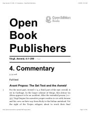 Virgil, Aeneid, 4.1–299 - 4. Commentary - Open Book Publishers.pdf