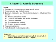 Chapter3Atomic_Structure