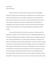 Freshman Semester 1 English Movie Review.docx