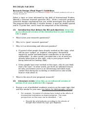 Research Design Final Paper Guidelines - INS 202-JK - Fall 2016.docx