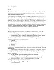 SLHS Exam 1 Study guides-2.docx