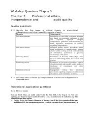 Workshop Questions Chapter 3.docx