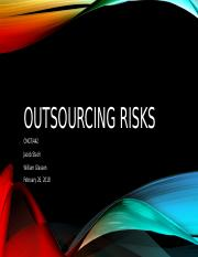 Outsourcing Risks.pptx