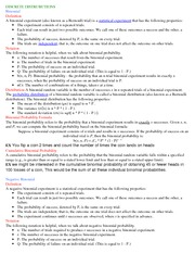 study sheet definitions