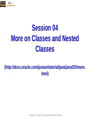 Session04-1Slot-More on Classes and Nested Classes.pptx