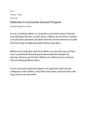 Reflection-in-Community-Outreach-Program.docx