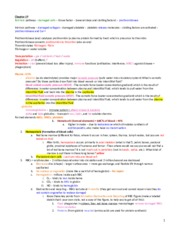 Ch19_Cardiovascular_Blood_Study+Notes