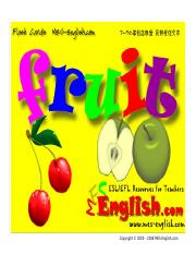 fruit.ppt