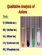 Exp_08_Analysis of Anion.ppt