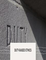 GEC 008- Ethics-Lesson 6 Duty-based Ethics.pdf