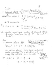 Lecture Notes 8