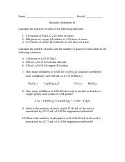 molarity worksheet.docx