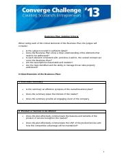 Business Plan Judging Criteria.pdf