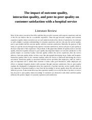 The impact of outcome quality (1st L.R) (1).docx