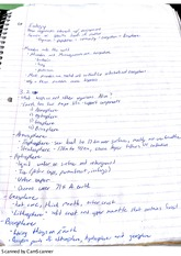 envisci notes on ecology