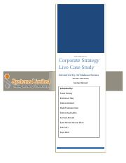 Systems Limited -Strategic Management Report.docx