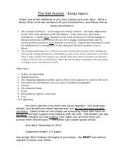 Essay About Science  English Language Essay also Thesis Persuasive Essay Violence Essay Kite Runner Homework Example   Wmhomeworkqelc  Proposal Essay Outline