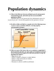 11. Population Dynamics.doc