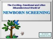 newbornscreening