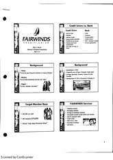 presentation on fairwinds cu